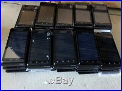 138 Lot Motorola Droid A855 CDMA Verizon UNTESTED Wholesale As Is Refurbished