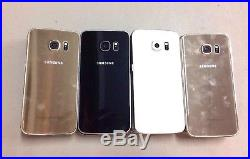 16 Lot Samsung Galaxy S6 EDGE G9251 GSM For Parts Power Up Good Lcd Wholesale