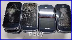 20 Lot Samsung Galaxy Centura S738C CDMA For Parts Repair Used Wholesale As Is