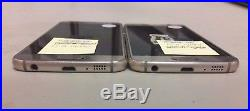 2 Lot Samsung Galaxy S6 G920i GSM For Parts Power Up Good Lcd Wholesale