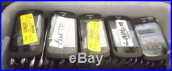 40 Lot ZTE Valet Z665C CDMA Tracfone For Parts Repair Used Wholesale As Is