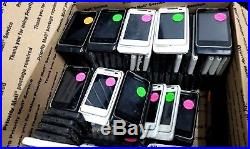49 Lot Motorola Motosmart ME XT303 GSM For Parts Power Up Used Wholesale