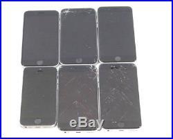 5 Lot Apple iPhone 6S-16GB, 1-Apple iPhone 5S-16GB-Verizon-Clean ESN-iCloud On