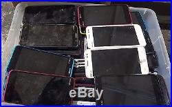 60 Lot BLU Dash 5.0 D410A 4GB GSM Unlocked For Parts Used Wholesale As Is