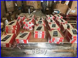 64 Wholesale Lot Cellphones Smart Flip Phones Verizon Lg K7 Moto G Gusto 3