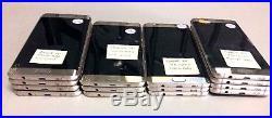 7 Lot Samsung Galaxy S6 EDGE+ G928G For Parts Used Power Up Good Lcd Wholesale