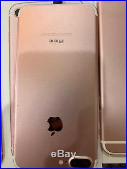 AT&Tapple iphone lot for parts broken Cases Too