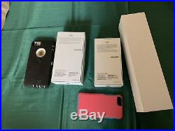 Apple Bundle 2 Unlocked iPhones (6S/6S+) Both 64GB Devices With 2 Cases & iWatch