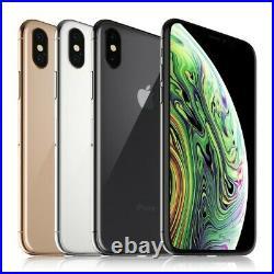 Apple Iphone Xs 256 GB Libre + Factura + 8 Accesorios De Regalo