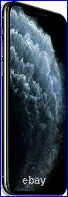 Apple iPhone 11 Pro 256GB Silver Verizon T-Mobile Fully Unlocked Smartphone