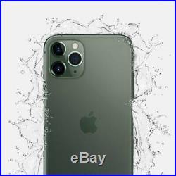 Apple iPhone 11 Pro 64GB Midnight Green Verizon TMobile AT&T Unlocked Smartphone