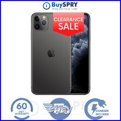 Apple iPhone 11 Pro 64GB Space Gray Verizon T-Mobile Unlocked Clearance