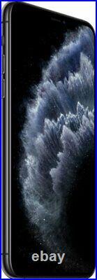 Apple iPhone 11 Pro Max 64GB Space Gray Verizon T-Mobile Unlocked Smartphone