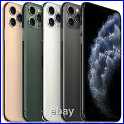 Apple iPhone 11 Pro Max 64GB Unlocked Smartphone