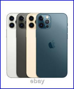 Apple iPhone 12 Pro 256gb GSM & CDMA Unlocked Sealed Factory Warranty