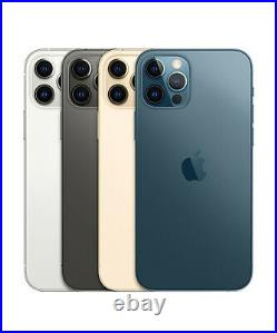 Apple iPhone 12 Pro Max 256gb Unlocked Factory Sealed Factory Warranty
