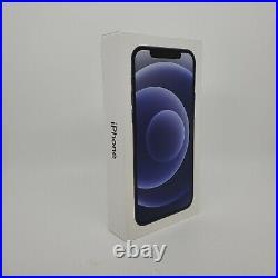 Apple iPhone 12 mini 64GB Black (Factory Unlocked) New OEM Extras
