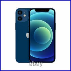 Apple iPhone 12 mini 64GB Blue (Factory Unlocked) New OEM Extras