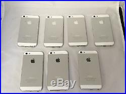 Apple iPhone 5 16GB Sprint Wholesale Lot Need Repair Bad ESN AS IS