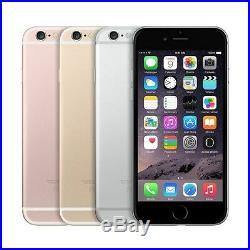 Apple iPhone 6S 64GB Factory Unlocked 4G LTE 12MP Camera iOS Smartphone