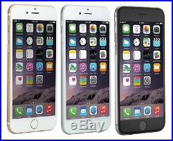 Apple iPhone 6 64GB (Factory GSM Unlocked AT&T / T-Mobile) Smartphone