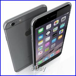 Apple iPhone 6 Plus 16GB Gray Factory Unlocked AT&T / T-Mobile / Global