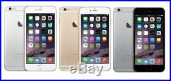 Apple iPhone 6 Plus 5.5 16GB GSM Unlocked AT&T / T-Mobile Smartphone All Colors