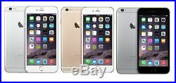 Apple iPhone 6 Plus 5.5 64GB 4G Factory GSM Unlocked AT&T T-Mobile Smartphone