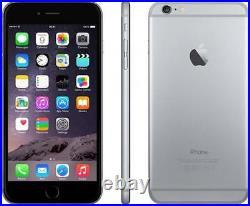 Apple iPhone 6 Plus 64GB Space Grey Unlocked Smartphone