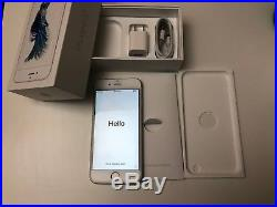 Apple iPhone 6s 128GB Silver (Unlocked) MKR82LL/A missing headphones