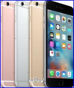Apple iPhone 6s+ PLUS 16GB 64GB 128GB GSM Factory Unlocked Smartphone Phone