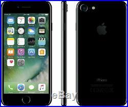 Apple iPhone 7 128GB 4.7 Retina Display 4G Factory GSM Unlocked Smartphone