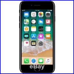 Apple iPhone 7 128GB Jet Black Factory Unlocked