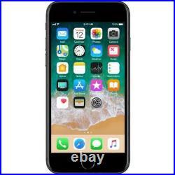 Apple iPhone 7 256GB Black (GSM) Unlocked Smartphone