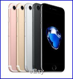Apple iPhone 7 256GB Factory Unlocked 4G LTE iOS WiFi Smartphone