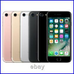Apple iPhone 7 32GB, 128GB, 256GB CDMA/GSM Unlocked Verizon AT&T T-Mobile Sprint