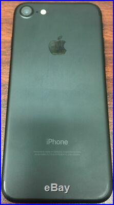 Apple iPhone 7 32GB Black A1660 Verizon Unlocked (CDMA + GSM)