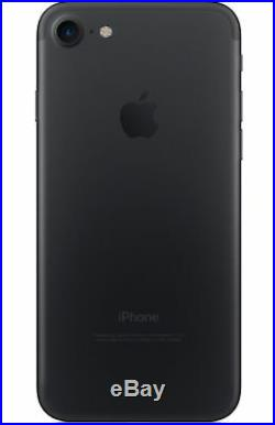 Apple iPhone 7 32GB Black Factory Unlocked AT&T / T-Mobile / Global