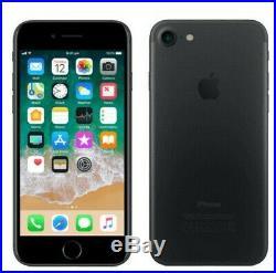 Apple iPhone 7 32GB Black Unlocked Good Condition