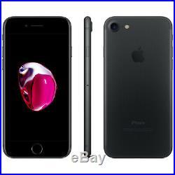 Apple iPhone 7 32GB Factory Unlocked Black Smartphone A1660 32 GB LTE