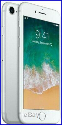 Apple iPhone 7 32GB Silver (GSM) Unlocked