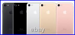 Apple iPhone 7 32GB Unlocked (GSM+CDMA) AT&T T-Mobile Verizon
