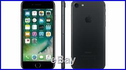 Apple iPhone 7 4.7 Factory GSM Unlocked 32 128 256 GB 4G GSM Smartphone