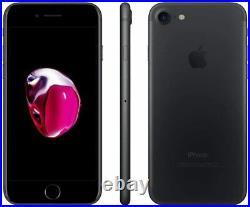 Apple iPhone 7 (GSM Unlocked) Smartphone 32GB Black