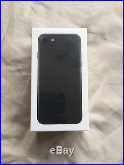 Apple iPhone 7 (Latest Model) 32GB Black (Unlocked) BRAND NEW ON HAND