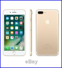 Apple iPhone 7+ Plus 32GB 128GB 256GB GSM Factory Unlocked Smartphone Phone