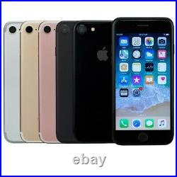 Apple iPhone 7 Smartphone 32GB 128GB 256GB Factory Unlocked 4G LTE WiFi iOS