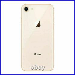 Apple iPhone 8 64GB Fully Unlocked (GSM+CDMA) AT&T T-Mobile Verizon Gold