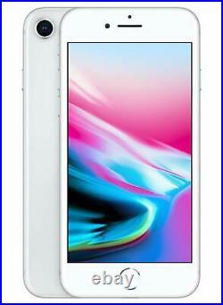 Apple iPhone 8 64GB Fully Unlocked Verizon Sprint AT&T T-Mobile CDMA GSM