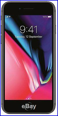 Apple iPhone 8 64GB Space Gray Unlocked Smartphone